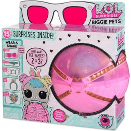 MGA LOL Surprise Biggie Pet- Bunny (552215E7C)