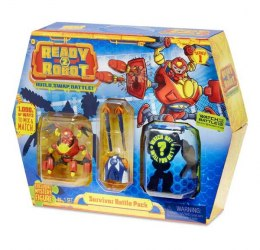 MGA Ready2Robot- Battle Pack - Survivor