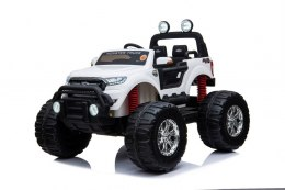 Auto na akumulator Ford Ranger MONSTER 4x4 Biały