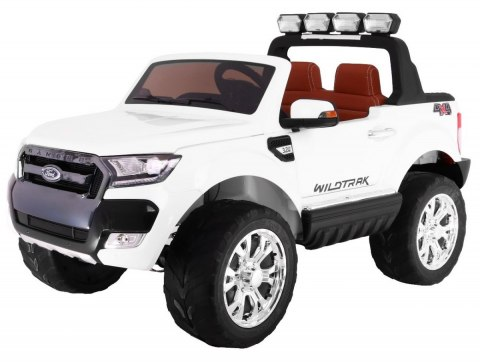 Auto na akumulator NEW Ford Ranger 4x4 FaceLifting Biały