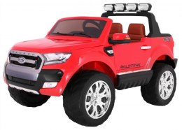 Auto na akumulator NEW Ford Ranger 4x4 FaceLifting Czerwony