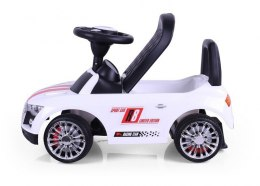 Milly Mally Pojazd Racer White (0978, Milly Mally)