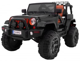 Auto Na Akumulator Jeep All Terrain Czarny