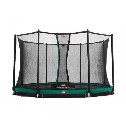 BERG Trampolina InGround Favorit 330 cm z siatką Comfort + BIG Ogrodowa Fontanna GRATIS!