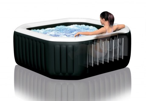 Jacuzzi ONYX BLACK OCTAGON INTEX