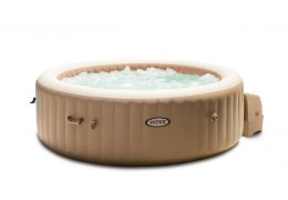 Jacuzzi SAHARA TAN ROUND INTEX
