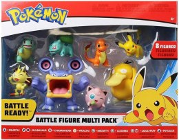 Pokemon Battle Figurki Multipack (8-Pack) S3