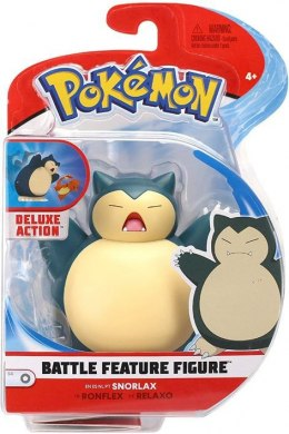 Pokemon Battle Feature - figurka Snorlax