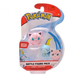 Pokemon Figurki Battle - Sobble/Jigglypuff