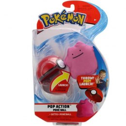 Pokemon Pop Action Poke Ball Ast. Ditto