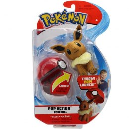 Pokemon Pop Action Poke Ball Ast. Eevee