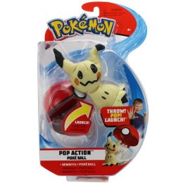 Pokemon Pop Action Poke Ball Ast. Mimikyu