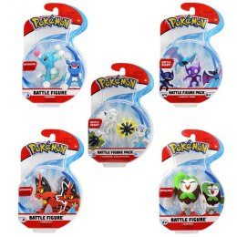 "Pokemon Battle figurki 2"", 3"" Seria 2 Ast."