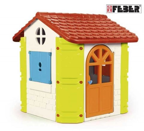 domek z grillem dla dzieci