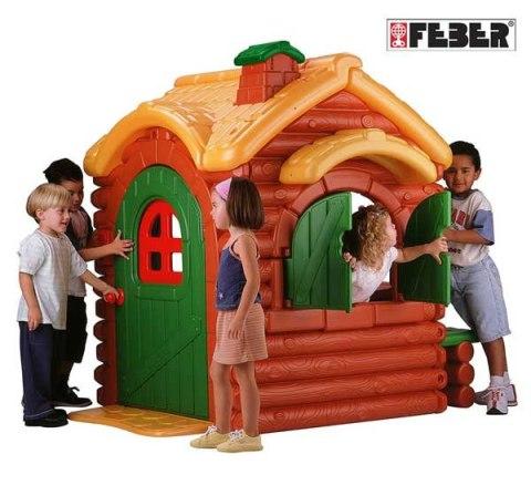 chata woodland cottage dla dzieci