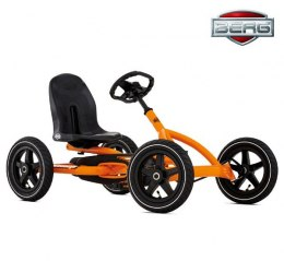 BERG Gokart Na Pedały do 50 kg Buddy Orange