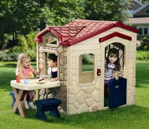 domek ogrodowy piknikowy dla dzieci