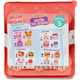 MGA Num Noms Zestaw Startowy Marble Ice Cream S-5