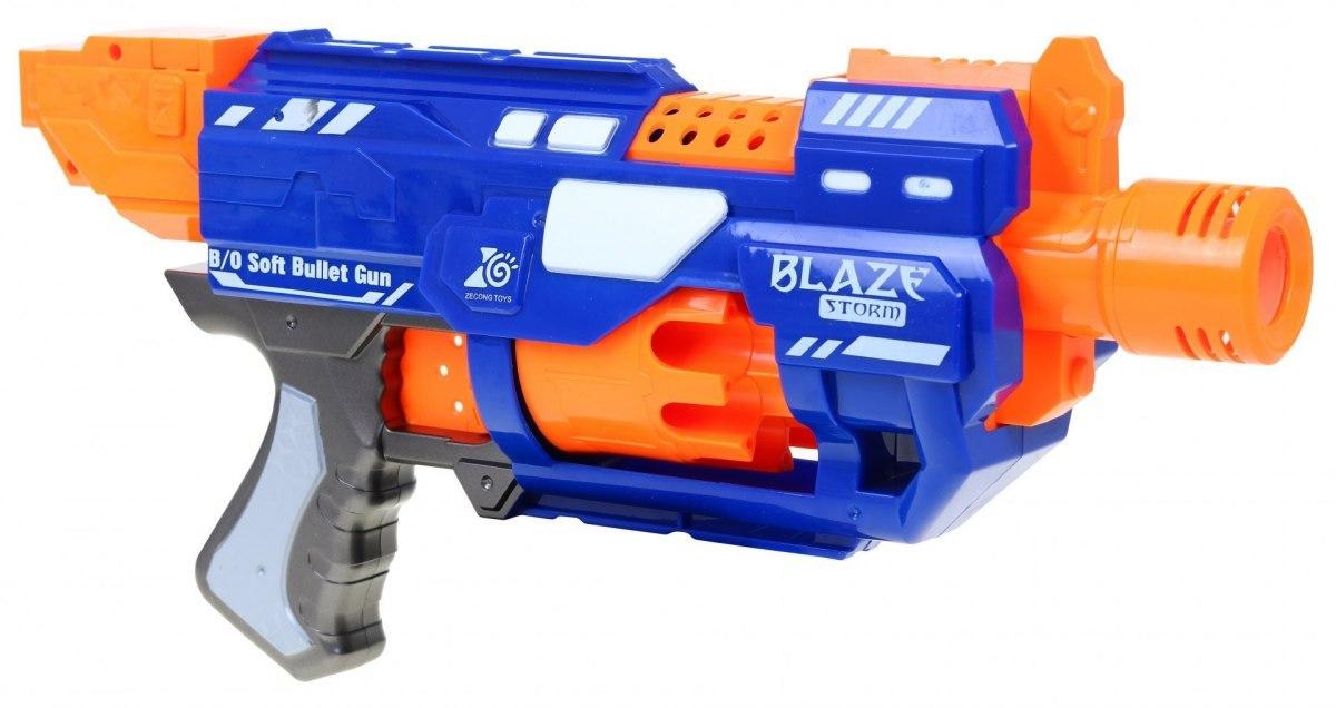 Blaze Storm Pistolet Karabin Niebieski