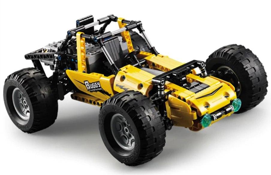 Image of Klocki Technic zdalnie sterowane - Samochód Buggy CADA C51043W