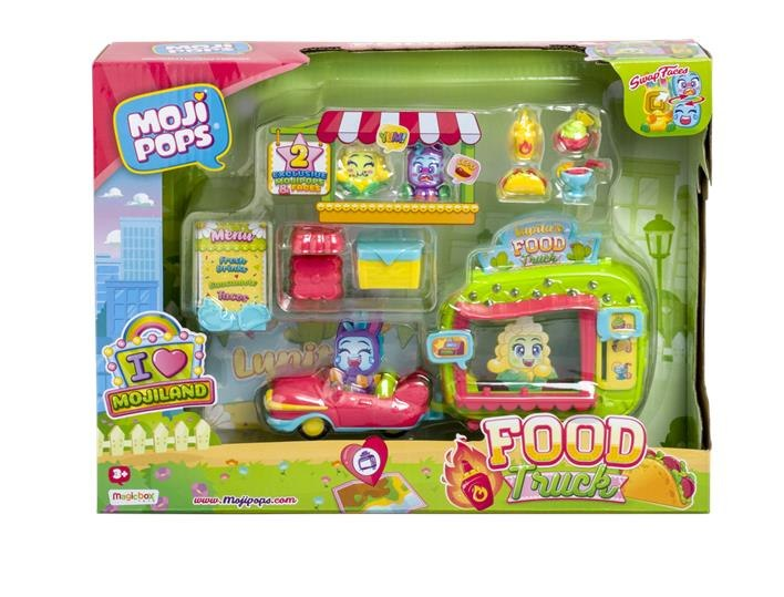 Image of MOJIPOPS Food Truck