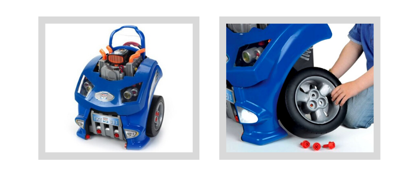 Samochód Serwisowy Bosch