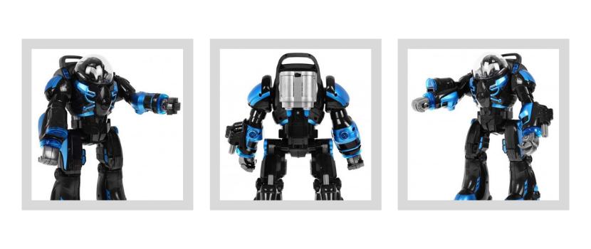 robot zdalnie sterowany dla dziecka