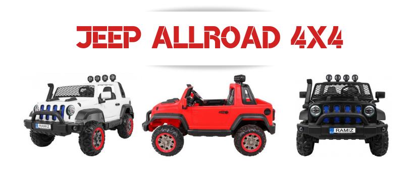 jeep allroad prezent komunijny
