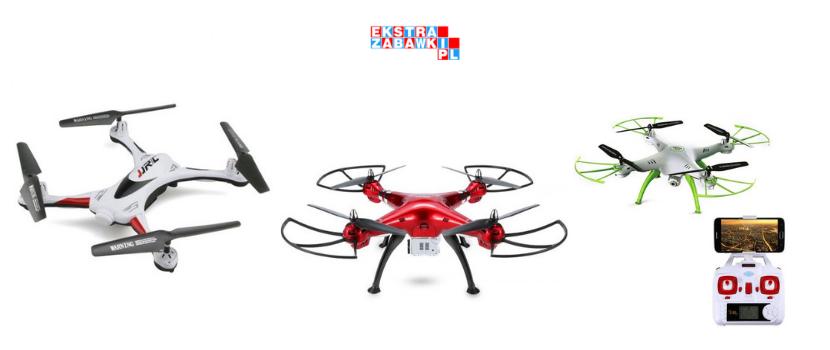 drony na komunie