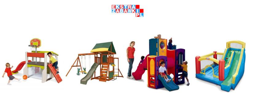 ogrodowe place zabaw dla dzieci