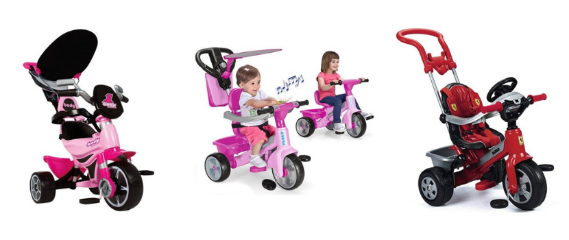 rowerki trójkołowe dla dzieci