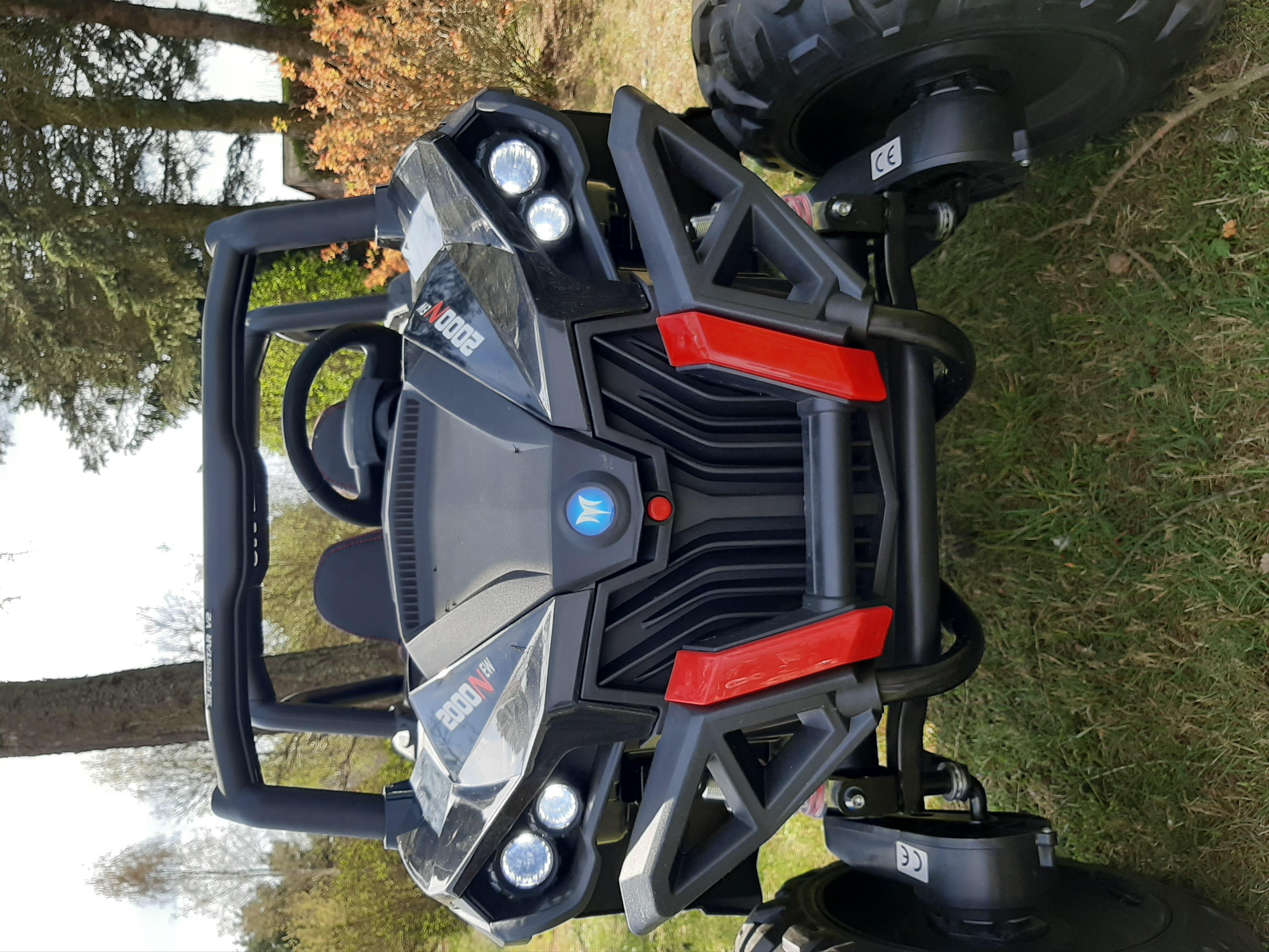 Auto na akumulator Buggy SuperStar 4x4